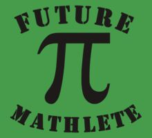 Future Mathlete Kids Tee