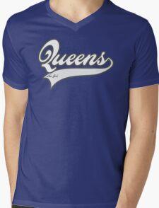 Queens - New York Mens V-Neck T-Shirt