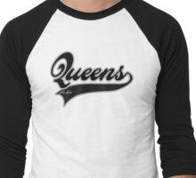 Queens - New York Men's Baseball ¾ T-Shirt