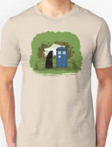 Curious Faceless Spirit Unisex T-Shirt