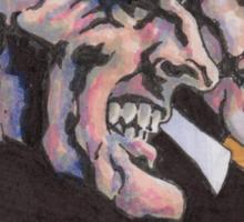 The Gentlemen - Buffy the Vampire Slayer Sticker