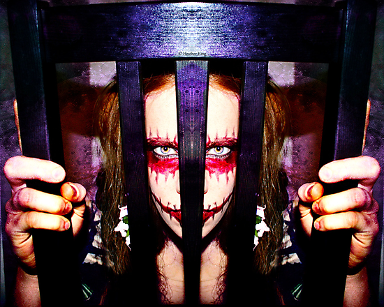 Caged by Heather King