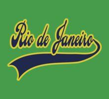 Rio de Janeiro - Brazil by WAMTEES