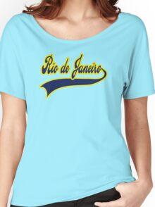 Rio de Janeiro - Brazil Women's Relaxed Fit T-Shirt