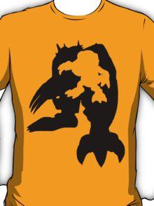 Wargreymon Digivolution T-Shirt