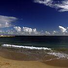 Bathers Beach, Fremantle, Western Australia by Noel Elliot