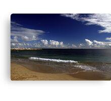 Bathers Beach, Fremantle, Western Australia Canvas Print