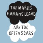 The Marks Humans Leave by Trisha Bagby