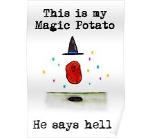 Magic Potato Poster