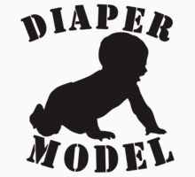 Diaper Model Kids Clothes