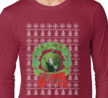 Black Christmas Long Sleeve T-Shirt
