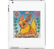 Flareon Pokemon  iPad Case/Skin