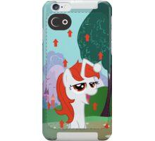 reddit pony - Karma  iPhone Case/Skin