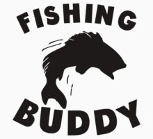 Fishing Buddy Kids Clothes