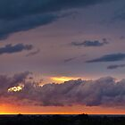 Sunrise pano #2, 26 June 2012 by Odille Esmonde-Morgan
