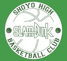 Shoyo High Basketball Club Logo by kagegfx