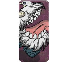 Ice Chester iPhone Case/Skin