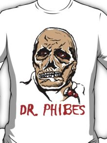Mani Yack Dr Phibes 1 T-Shirt