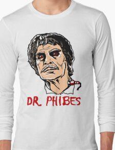 Mani Yack Dr Phibes 2 Long Sleeve T-Shirt
