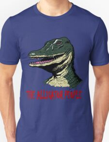 Mani Yack Alligator People T-Shirt