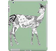 My Wild Side  iPad Case/Skin