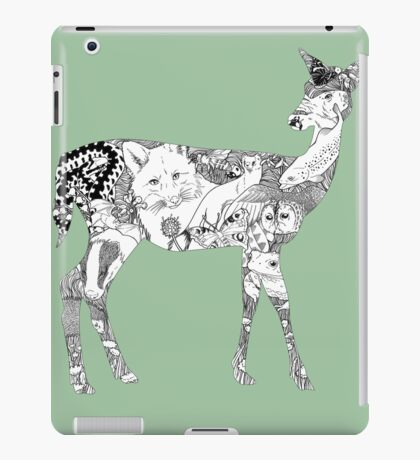 My Wild Side  iPad Case/Skin