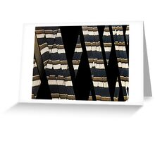 San Francisco Reflection 59 Greeting Card