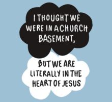 I Thought We Were in a Church Basement... by Trisha Bagby