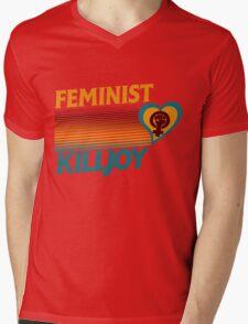 Feminist killjoy Mens V-Neck T-Shirt