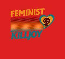 Feminist killjoy Women's Fitted Scoop T-Shirt