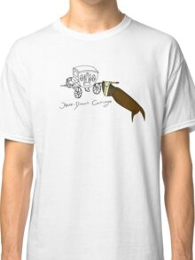 Horse-Drawn Carriage Classic T-Shirt