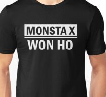 MONSTA X WON HO Unisex T-Shirt