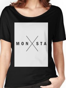 monsta X RUSH Women's Relaxed Fit T-Shirt