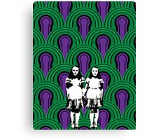 Come and Play With Us in Room 237 Canvas Print