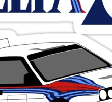 Legend Delta Sticker