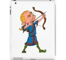 elven archer.  iPad Case/Skin