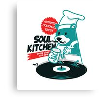 Soul Kitchen Canvas Print