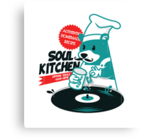 Soul Kitchen Canvas Print