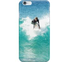 Pipeline Surfer iPhone Case/Skin