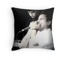 Kenny Neal  Throw Pillow