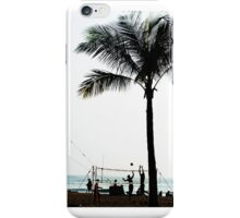 Beach Volleyballers iPhone Case/Skin