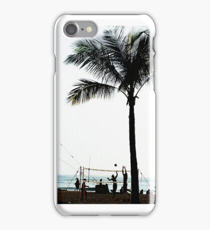Beach Volleyballers iPhone Case/Skin