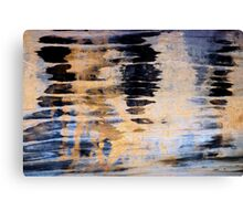 Wood Grain Stains 3 Canvas Print