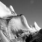 Glacial Peaks by geophotographic
