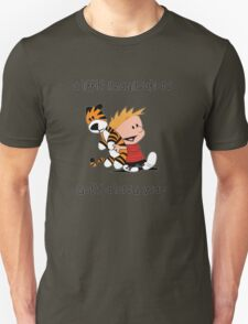 Imagination - Calvin and Hobbes T-Shirt