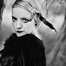 Blackbird XI by Trish Woodford