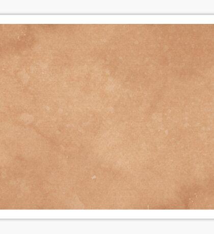 Coffee Paper Sticker