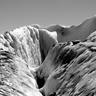 Glacial Peaks I by geophotographic