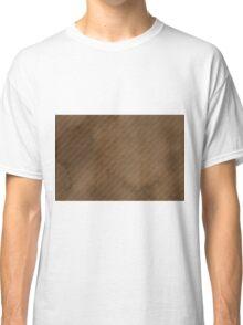Coffee Paper Classic T-Shirt
