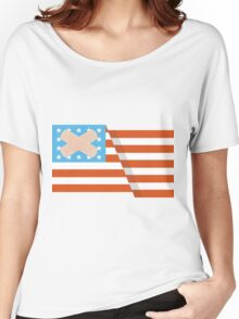 Ouchmerica  Women's Relaxed Fit T-Shirt